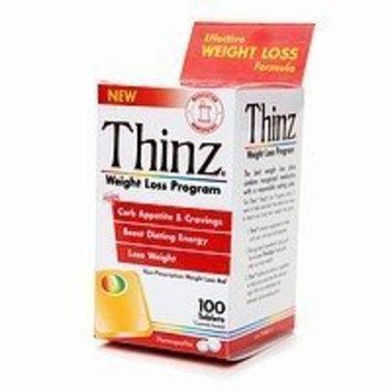 Thinz Medicated Weight Loss Plan 100 ea