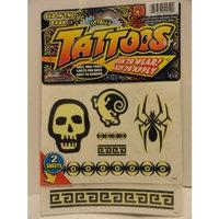 Jaru Inc. Glo in the Dark Tattoos - Fun to Wear! - Easy to Apply