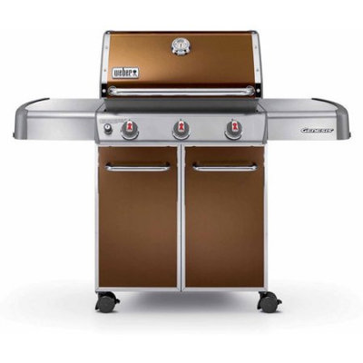Weber Genesis E-310 38,000 BTU 3-Burner Gas Grill
