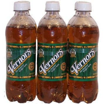 Vernors ginger soda (ale), The Original 6 pack