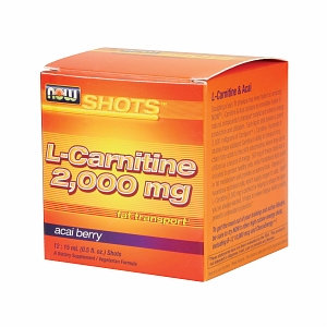 NOW Sports L-Carnitine Shot