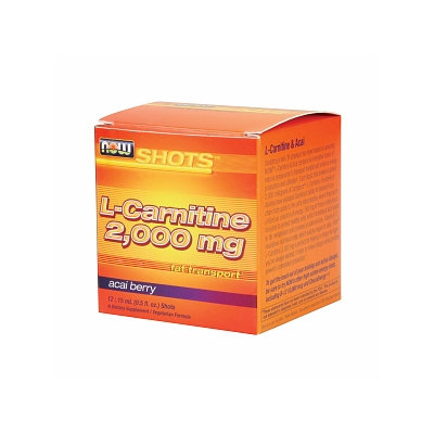 NOW Sports L-Carnitine Shot