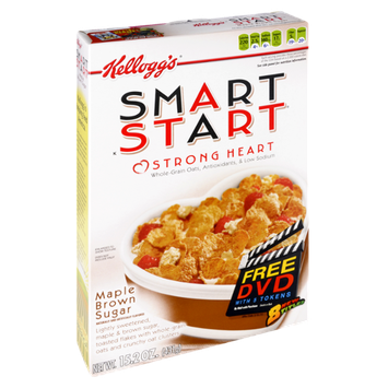 Kellogg's Smart Start Maple Brown Sugar Cereal