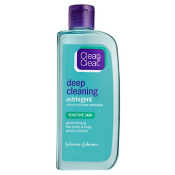 Clean & Clear ESSENTIALS Deep Cleaning Toner For Sensitive Skin