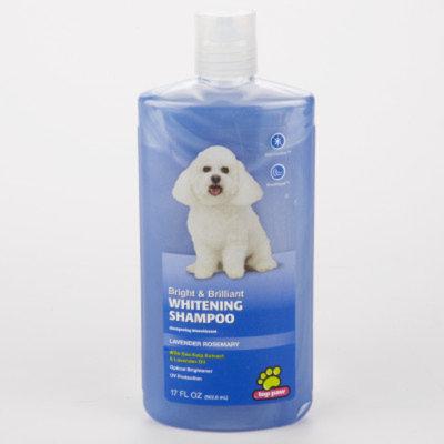 Top Paw Lavender Rosemary Whitening Dog Shampoo