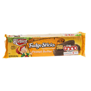 Keebler Fudge Sticks Peanut Butter