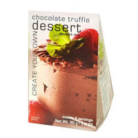 Foxy Gourmet Chocolate Truffle Dessert Mix, 3.2-Ounce Boxes (Pack of 3)