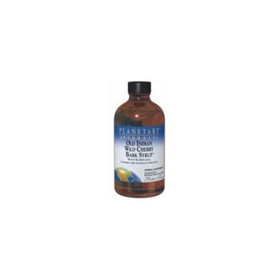 Planetary Herbals Old Indian Wild Cherry Bark Syrup 16 fl oz