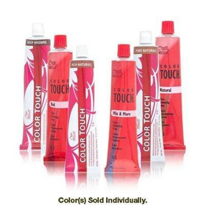 Wella Color Touch Multidimensional Demi-Permanent Color 1:2 Hair Coloring Products