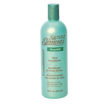 Silk Elements Megasilk Olive Conditioner Liter