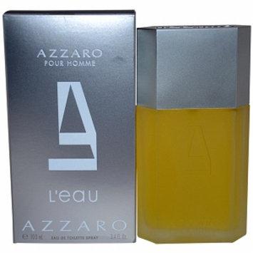 Azzaro L'Eau Eau de Toilette Spray, 3.4 fl oz