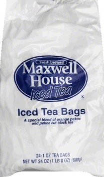 Kehe Distributors MAXWELL HOUSE 89799 MAXWELL HOUSE TEA 1OZ PCKT - 96 PC