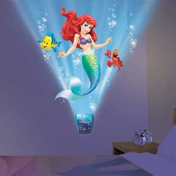 Uncle Milton Wild Walls Little Mermaid Journey Animated Wall Art