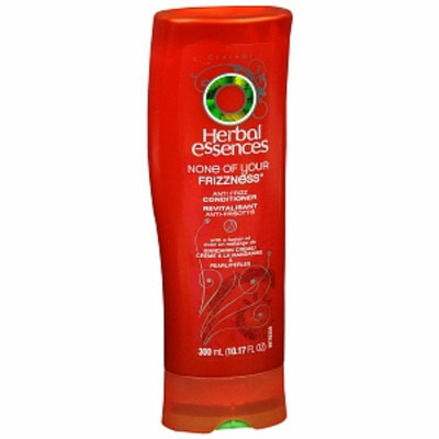 Herbal Essences None of Your Frizzness Smoothing Conditioner