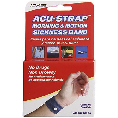 Apex Healthcare Products Acuband Nausea Relief 2 Unit