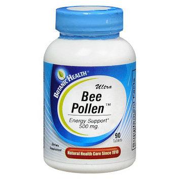 Botanic Health Ultra Bee Pollen 500 mg Dietary Supplement Tablets