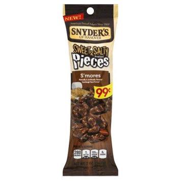 Snyder's Of Hanover Soh Pretzel Tube Sweet & Salty S'mores