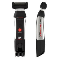 MANGROOMER - Ultimate Pro Body Groomer and Trimmer with Power Burst,