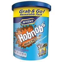 McVitie's Hob Nobs Tube, Milk Chocolate, 8.8-Ounce