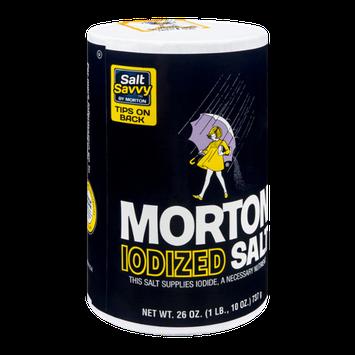 Morton Iodized Salt
