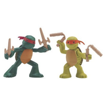 Teenage Mutant Ninja Turtles Ninjas in Training Michelagelo and