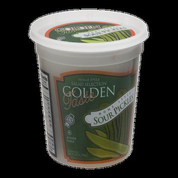 Golden Taste Sour Pickles Home Style