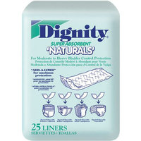 Dignity Naturals Booster Pads