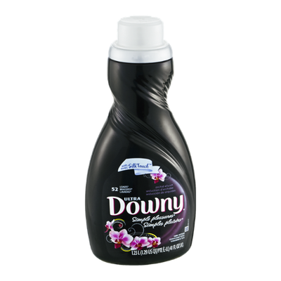Downy Ultra Fabric Softener Orchid Allure - 52 Loads