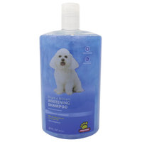 Top Paw Bright and Brillant Whitening Dog Shampoo