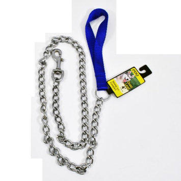 PDQ Heavy Weight Chain Dog Leash 4ft (12602)