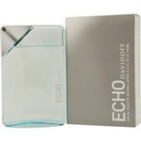 Echo By Davidoff Eau De Toilette Spray 3.4 Oz For Men