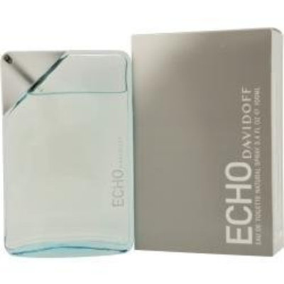 Echo By Davidoff Eau De Toilette Spray 3.4 Oz For Men