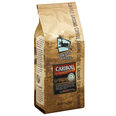 Caribou Coffee Caribou Blend Ground Coffee, 12 oz (Pack of 6)