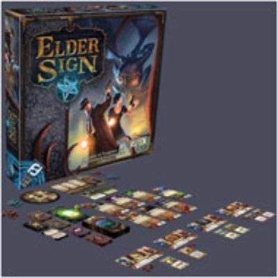 Fantasy Flight Games Elder Sign Dice and Card Game