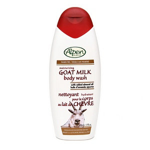 Alpen Secrets Goat Milk Moisturizing Body Wash