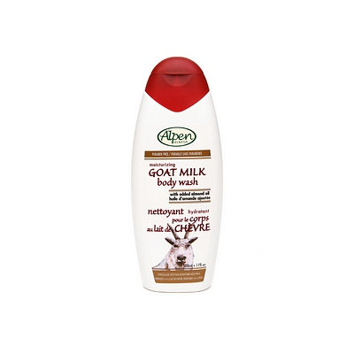 Alpen Secrets Goat Milk Moisturizing Body Wash