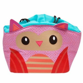 Fit & Fresh Yum Buddies Insulated Lunch Bag, Owl, 1 ea