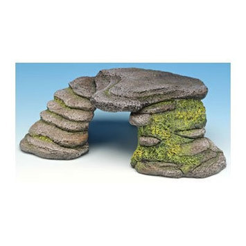 Penn Plax Reptology Shale Step Ledge