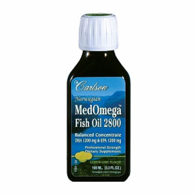 Carlson Norwegian MedOmega Fish Oil 2800