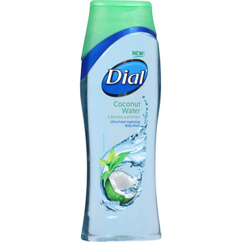 Dial Coconut Water & Bamboo Leaf Extract Body Wash