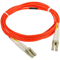SIIG Multimode 62.5/125 Duplex Fiber Patch Cable LC/LC, 3m