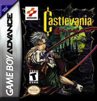 Konami Castlevania Circle of the Moon