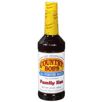 Country Bob's All Purpose Sauce, 23 oz