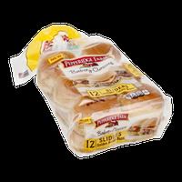 Pepperidge Farm Bakery Classics Golden Potato Buns Sliders - 12 CT