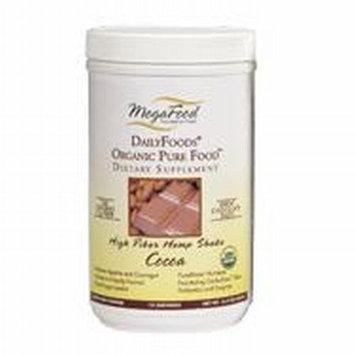 Mega Food Daily Foods Cocoa Organic Pure Food 16.20 Ounces