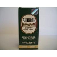 Sukrol Dietary Suppliment Sukrol Dietary Supplement 100 Tablets