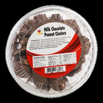 Ahold Milk Chocolate Peanut Clusters