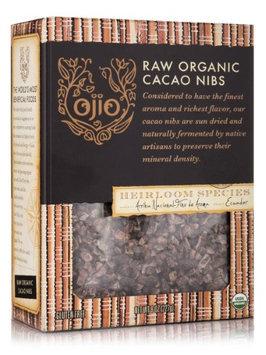 Ojio - Cacao Nibs Raw Organic Arriba Nacional - 8 oz.