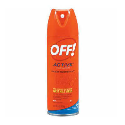 OFF! Active Sweat Resistant