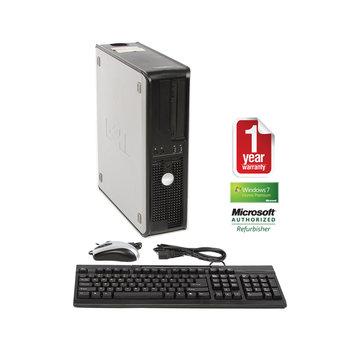 Joy Systems, Inc Dell 330 refurbished desktop form factor Core 2 Dual 2.2/2048/250/DVDRW/W7HP